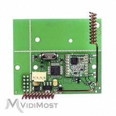 Інтерфейсний приймач Ajax uartBridge для бездротових датчиків