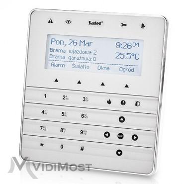 Сенсорна клавіатура Satel INT-KSG-SSW