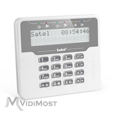 Клавіатура Satel VERSA-LCDM-WH
