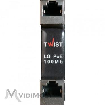 TWIST LG-PoE-100Mb-2U-1