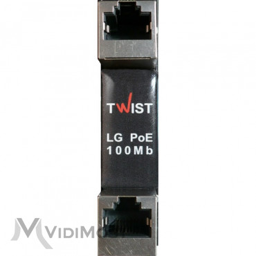 TWIST LG-PoE-100Mb-2U - Фото №2