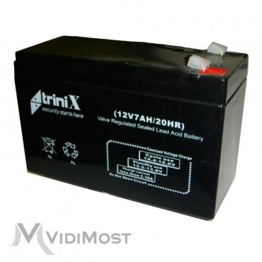Акумулятор Trinix АКБ 7Ah 12V