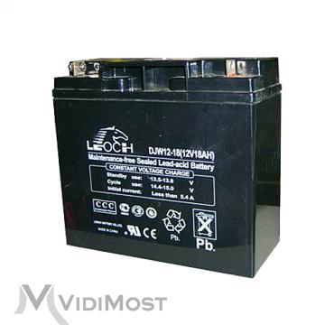 Акумуляторна батарея АКБ 18 А - Фото №1